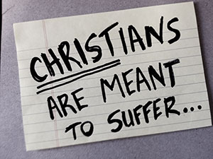 christianssuffering